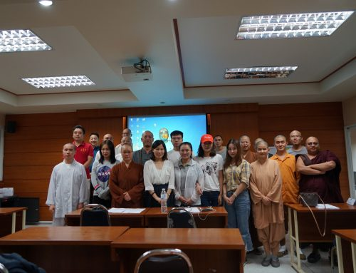 Thai Language Course Kicks off at CCS