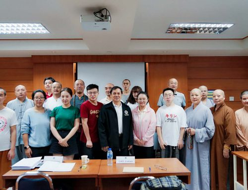 CCS Offers International Students Classes on Thai Values