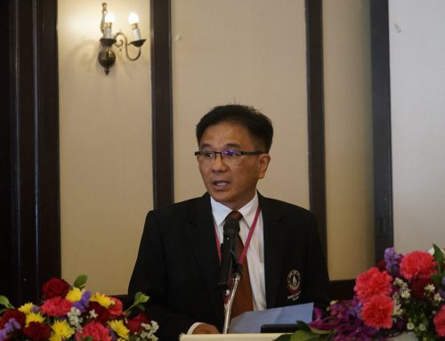 The Dean's Welcoming Speech at the First Makhapuja International Conference